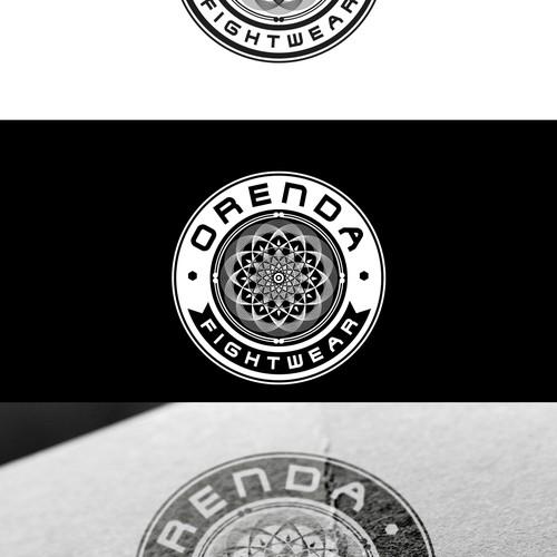 Create an attractive fightwear design for Orenda