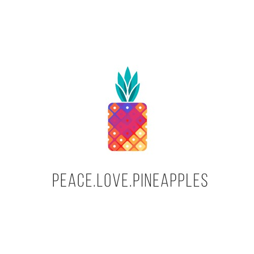 We Have Peace, Love and Pineapples Over Here.