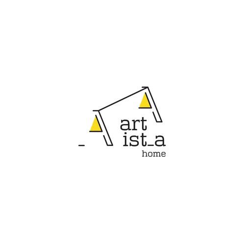 Logo for Artista Brand