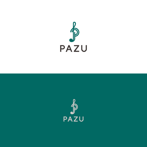logo concept for music education program