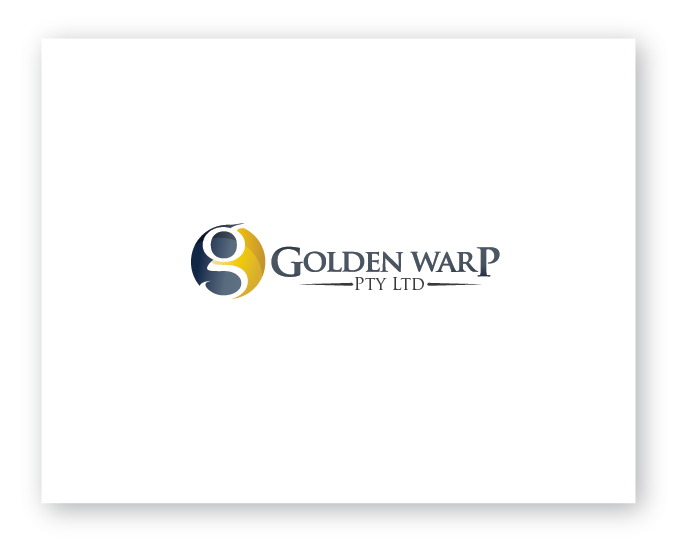 logo for Golden Warp Pty Ltd