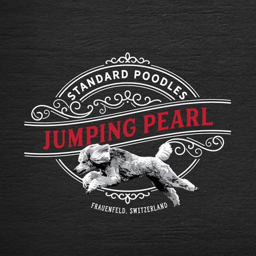 Jumping Pearl Logo