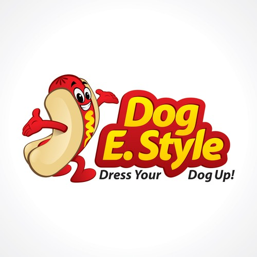 Help Dog E. Style with a new logo