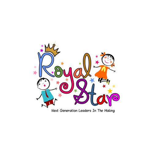 Logo design for preschool