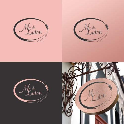 Chic logo for French Bakery