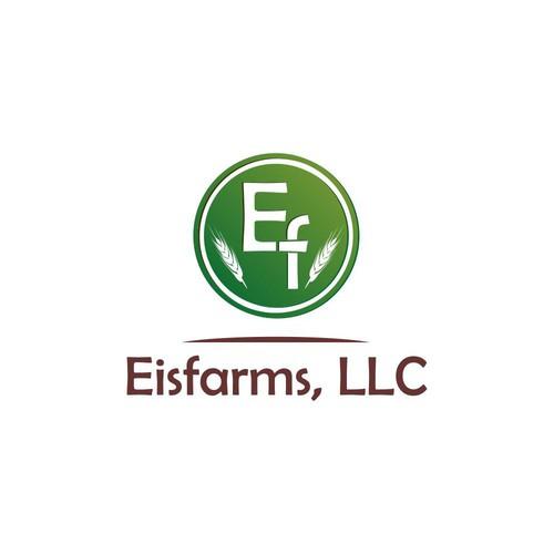 Logo design for Eisfarms LLC