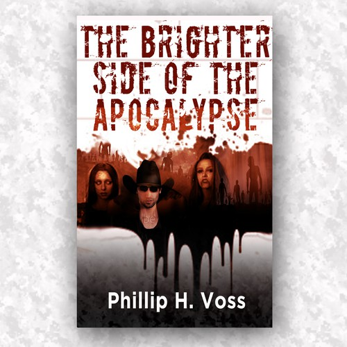 Cover for Apocalyptic horror Novel