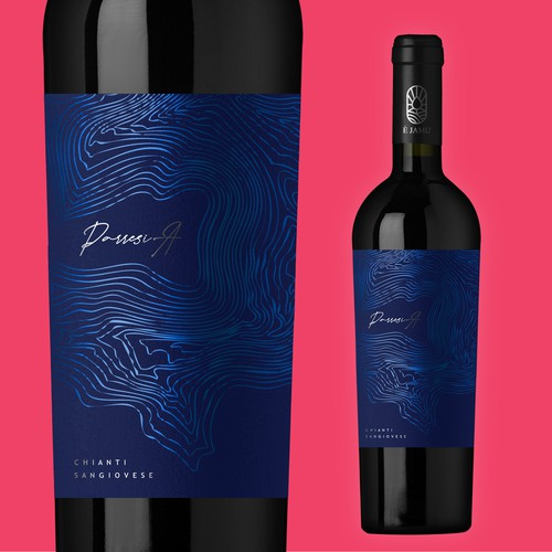 Parresia WIne Label