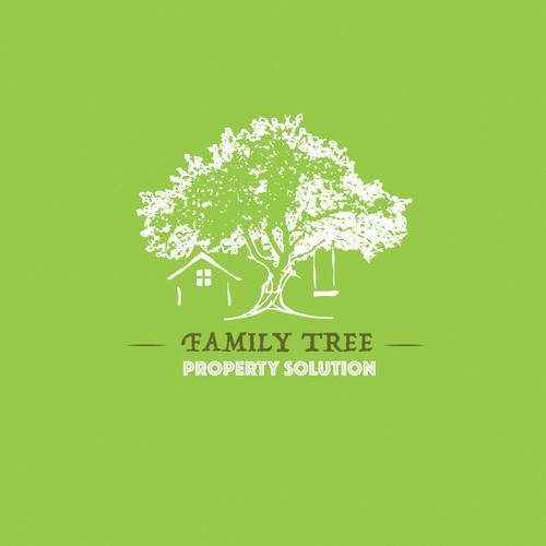 Logo Design for Real Estate Brand