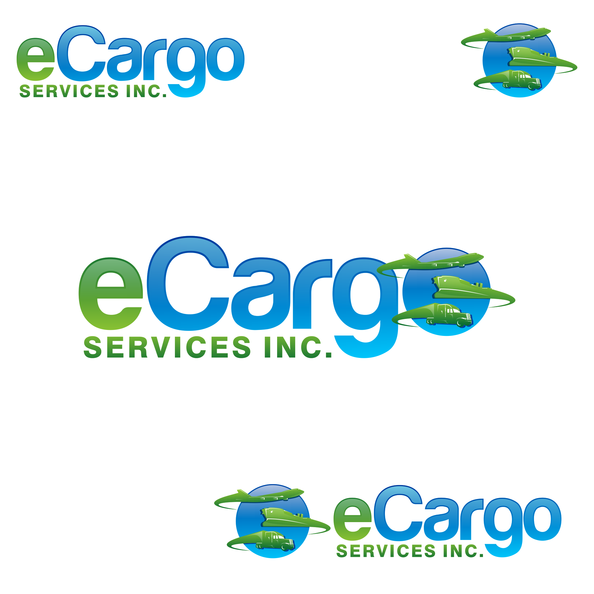 logo for eCargo Services, Inc.