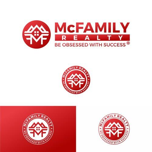 Emblem logo for McFamily Realty