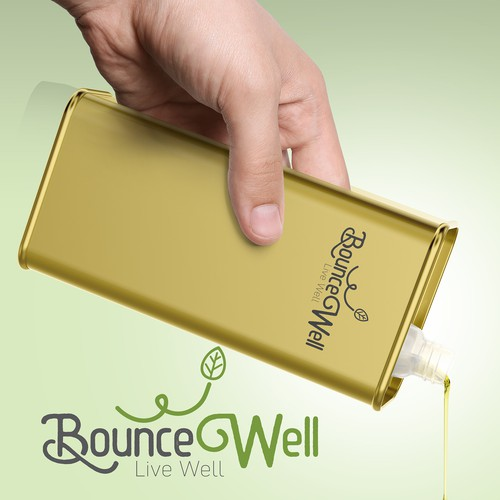 Logo Design for Bounce Well