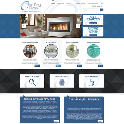 New Website for Market Leader in Custom Replacement Glass