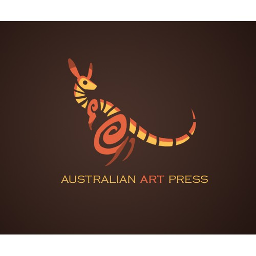 Eclectic art print publisher needs a logo