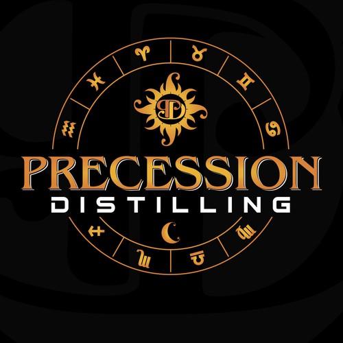 precession distilling