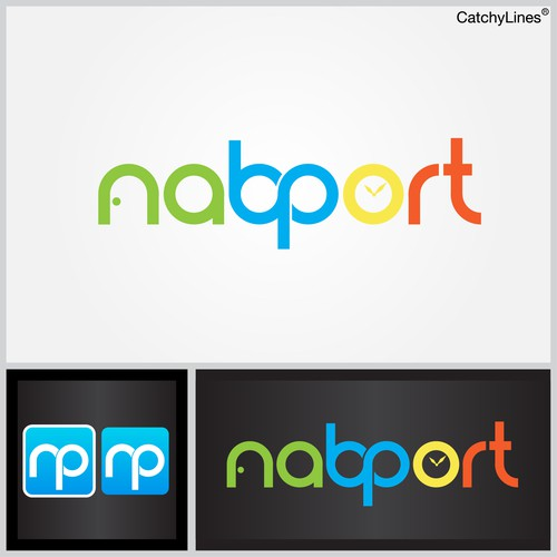 Help Nabport with a new logo