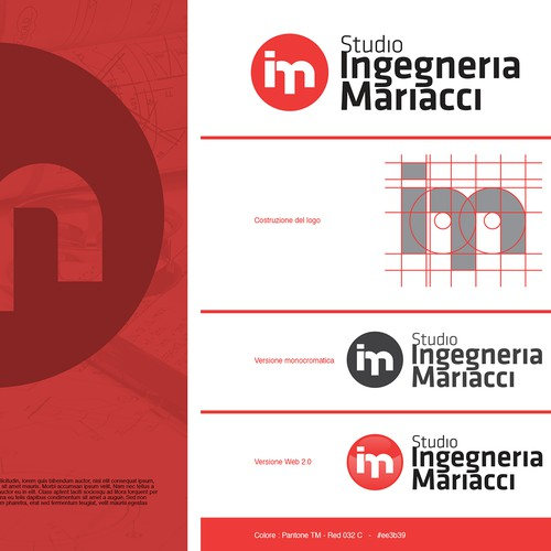 Studio Ingegneria Mariacci needs a new logo!!