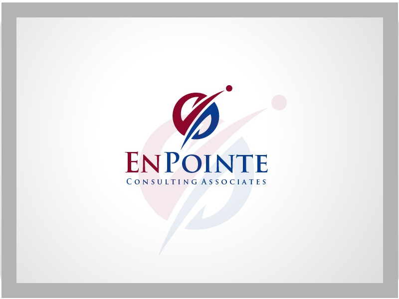 Create a stunning logo for EnPointe Consulting Associates