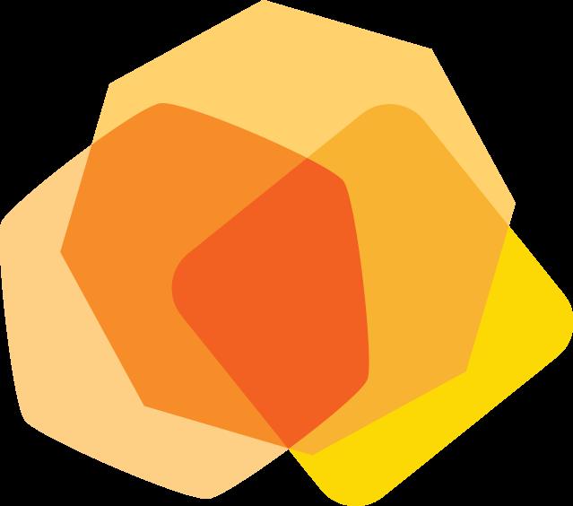 Art/design studio + makerspace logo