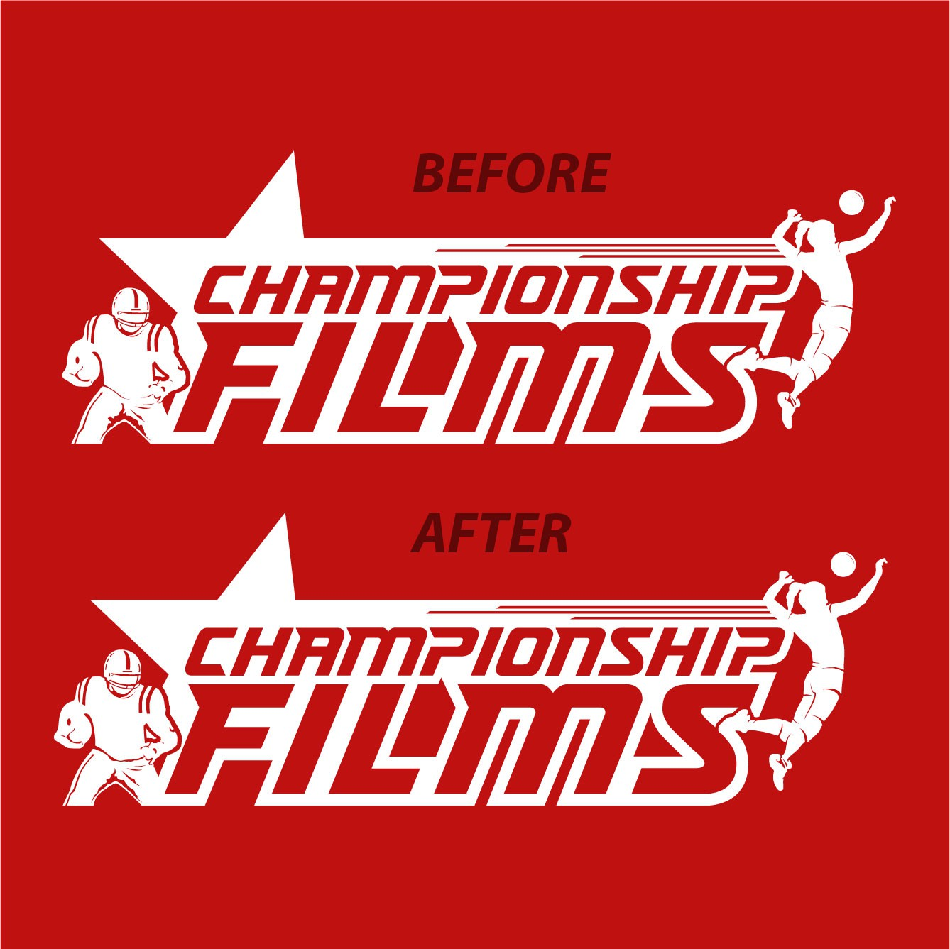 Create a Logo for Championship Films, a Sports Video Company