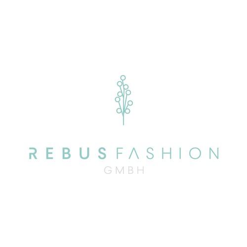 Logo Design for Rebus Fashion