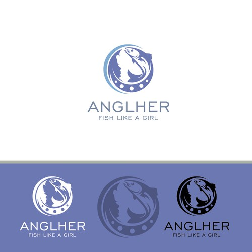 Design an elite & sophisticated logo for women's fly fishing company