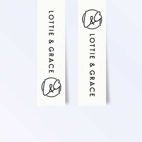 Lottie & Grace Logo and Labels