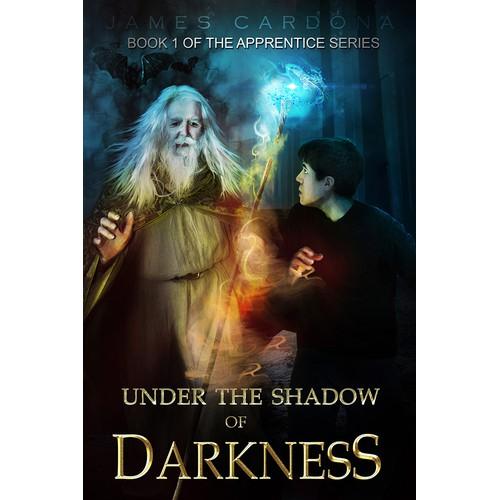 fantasy - magic book cover