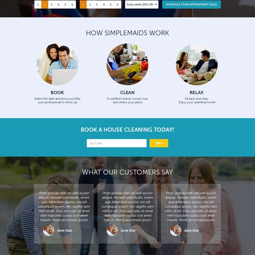 Simplemaids- Maids Services Company