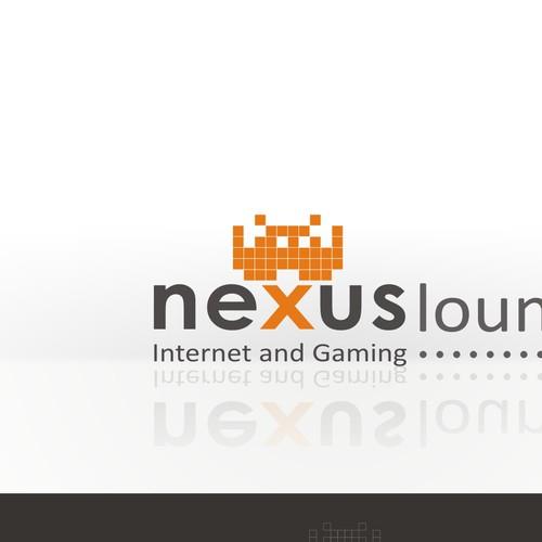 Logo Design for Nexus Lounge