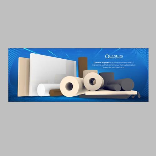 Quantum Polymers Web Banner