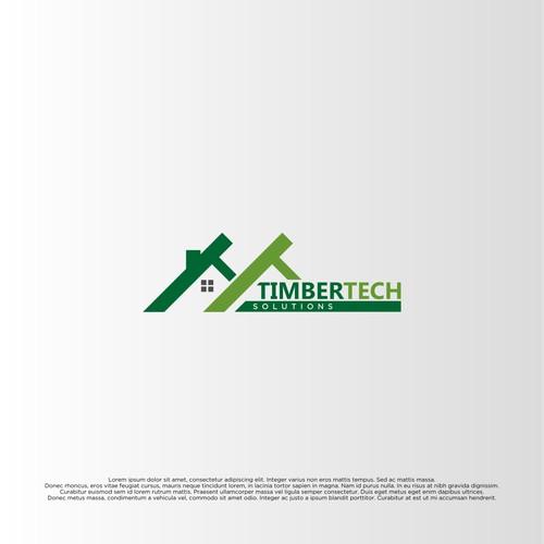 Concept Logo for TimberTech