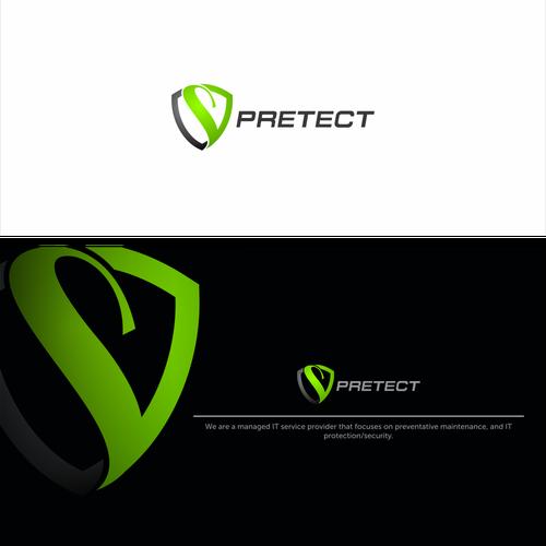 Logo Concept for Pretect