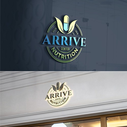 Arrive Nutrition. (Arrive Nutrition Center)