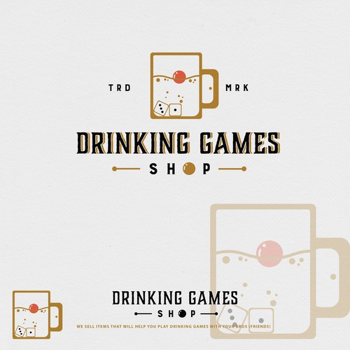 Drinking Games Shop