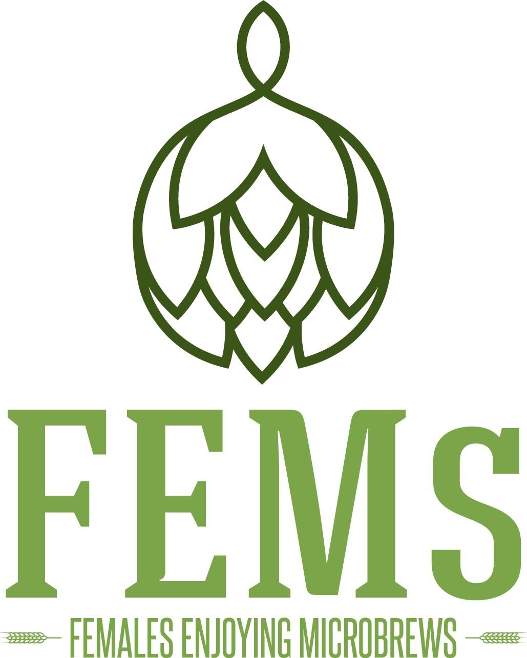 Females Enjoying Microbrews- women beer appreciation group needs logo!