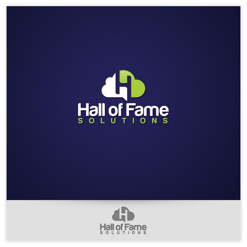 Logo Concept for Hall of Fame Solutions