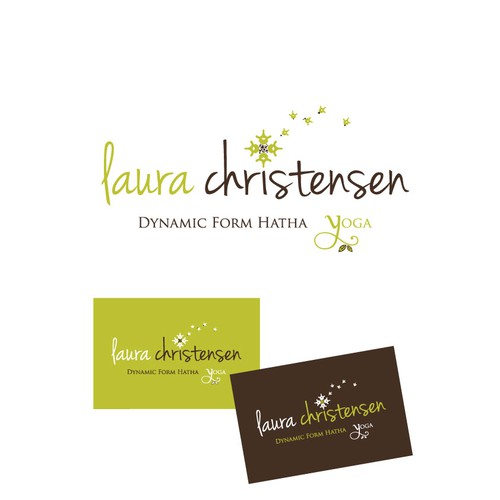 Creative Logo Design for International Yoga Teacher
