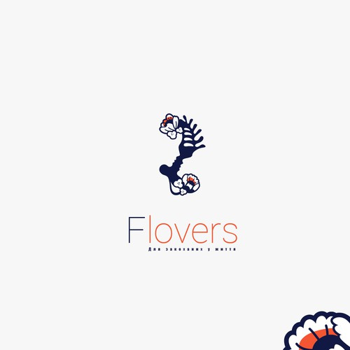 Logo Design for fLOVERS
