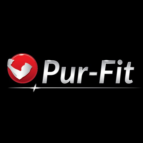 Help Pur-Fit Gym with a new logo