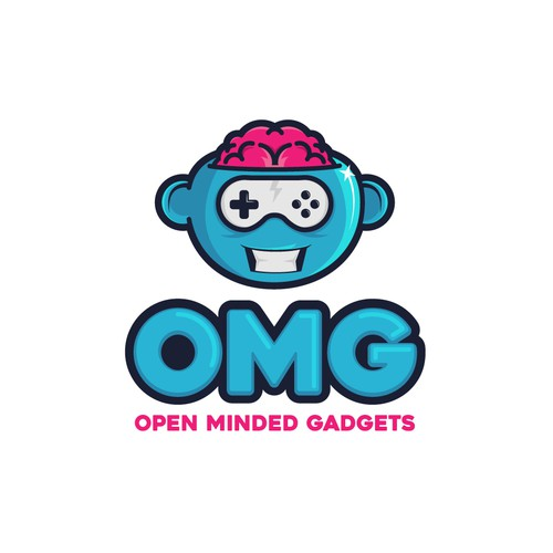 Logo design for gadget company