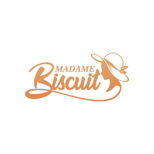 Logo concept for biscuit