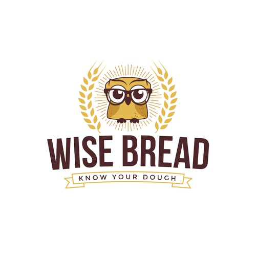 Logo concept for a bakery