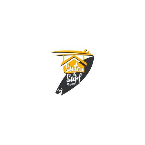 Logo for hostel's service.