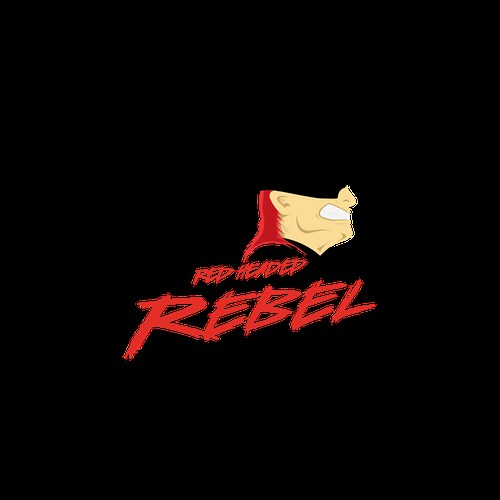 Red Headed Rebel Character
