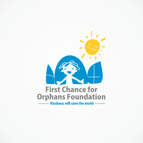 Orphan charity in need of a logo!