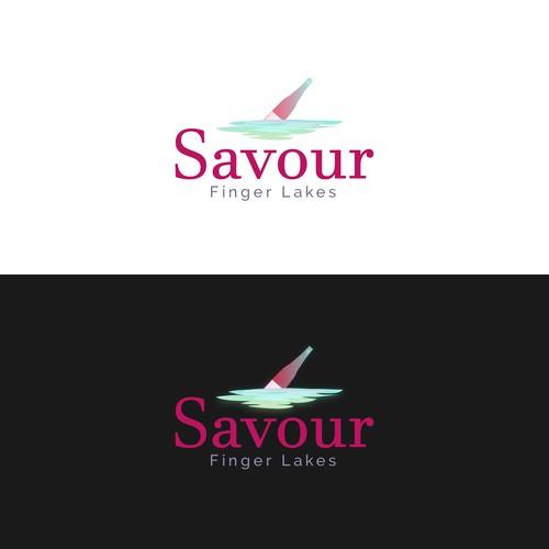 wine establishment logo