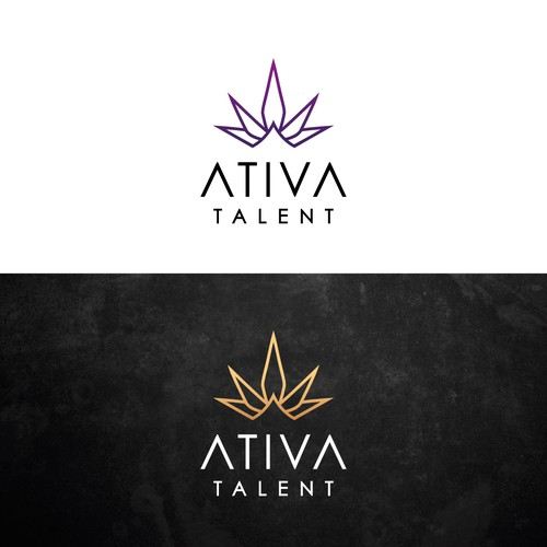 Ativa Talent logo
