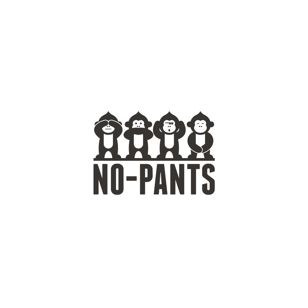 No Pants Corporation - Logo Design!