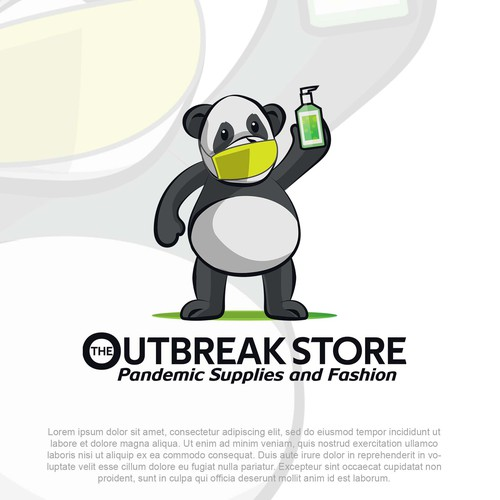 Mascot for The Outbreak Store